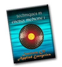 Techniques In Energy Medicine I